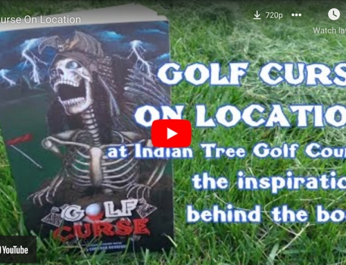 Golf Curse On Location